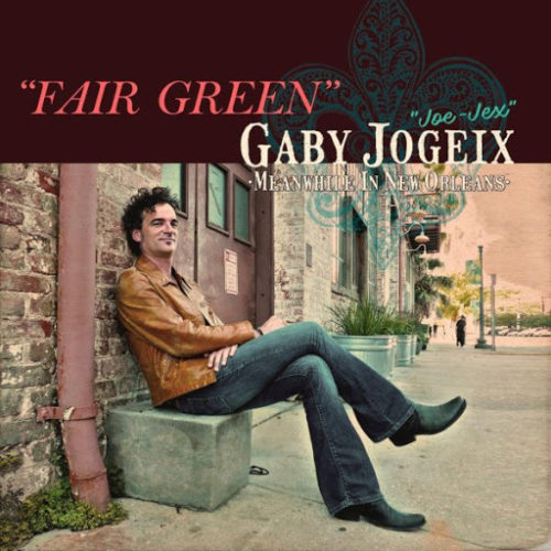 GABY JOGEIX Fair Green