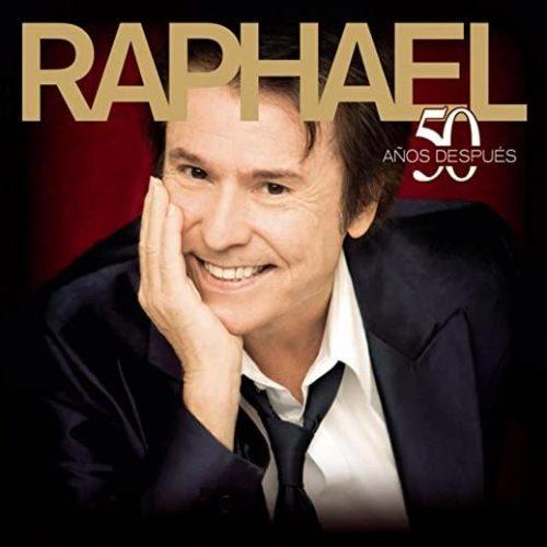 RAPHAEL 50 Años después