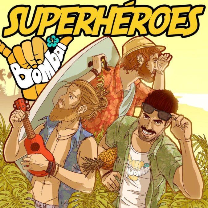 BOMBAI Superheroes
