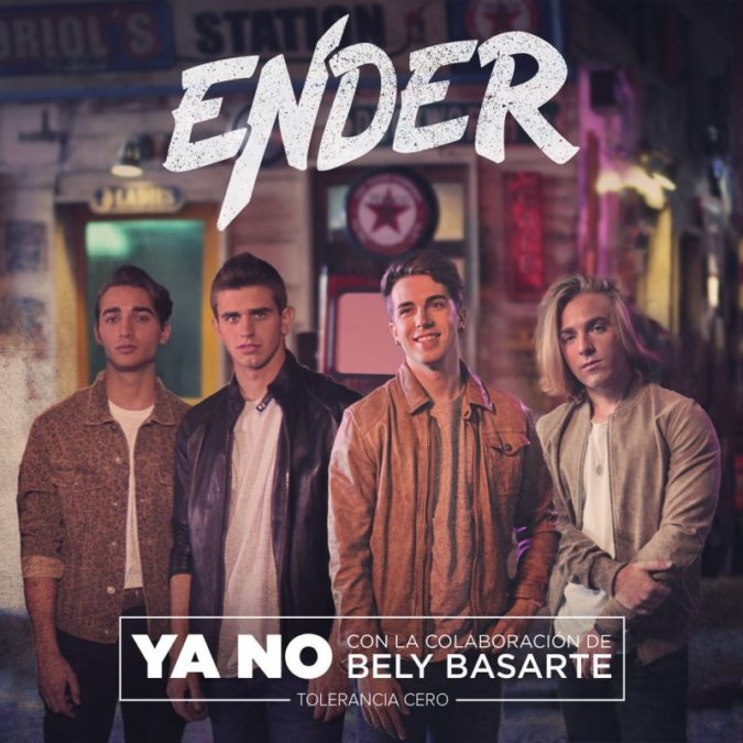 ENDER Feat BELY BASARTE Ya no
