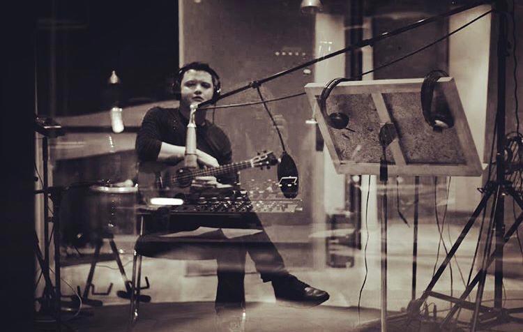 Juan Guevara: productor, arreglista y guitarrista